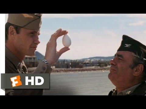 Catch-22 (2/10) Movie CLIP - It's An Egg (1970) HD