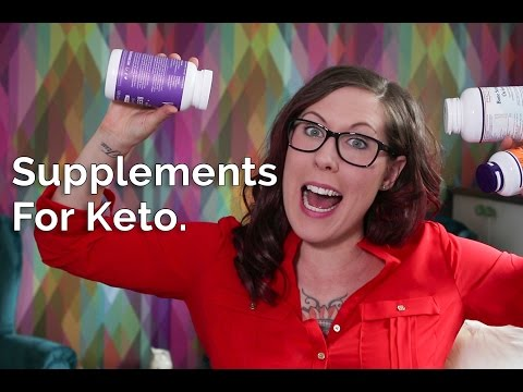 Keto-Supporting Supplements.