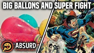 Episode 18: Big Balloons and Super Fight