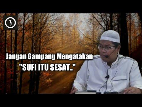 Jangan Gampang Mengatakan Sufi Sesat | Ustadz Firanda Andirja