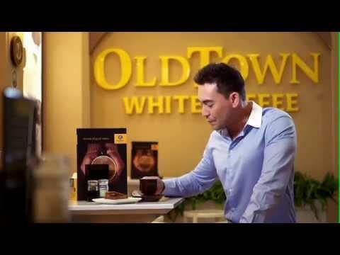 OLDTOWN White Coffee @ Singapore