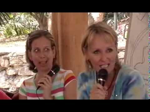 Jasmuheen en Caracas Venezuela CD4 de 10
