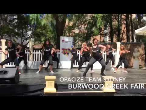 TEAM SYDNEY DEMO @ BURWOOD GREEK FAIR