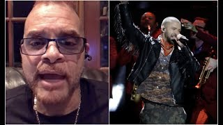Sinbad Disses Justin Timberlake After Prince Tribute At Super Bowl
