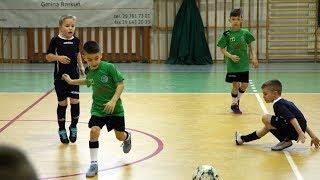 Turniej halowej piłki nożnej dla roczników 2012 i młodszych w Rzekuniu