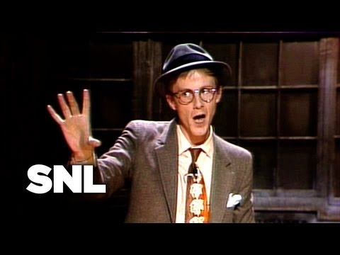 Guest Performance: Harry Anderson 1 - Saturday Night Live