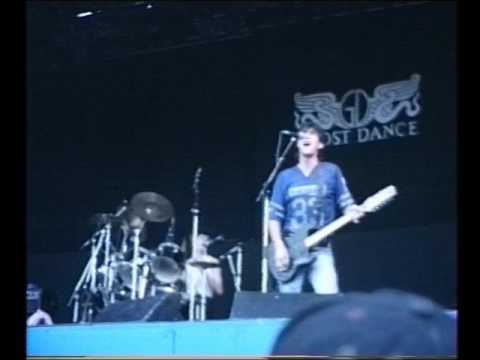 Ghost Dance - Grip Of Love Live Reading  Festival 26.08.88
