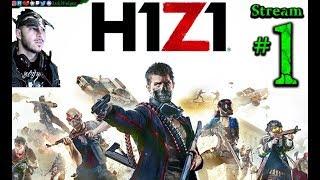 H1Z1 🧟🧠Free Game🤮☠️Join Me All DLC💸PC💻Max✨#1st Stream🎋