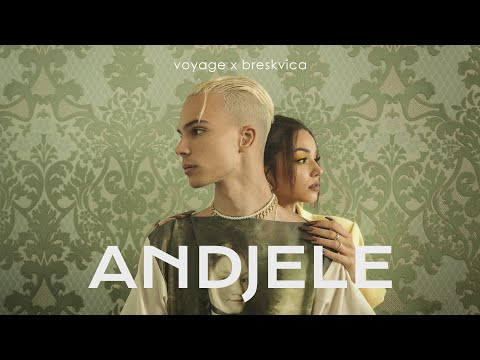 Voyage x Breskvica - Andjele (Official Video) Prod. By Ramoo