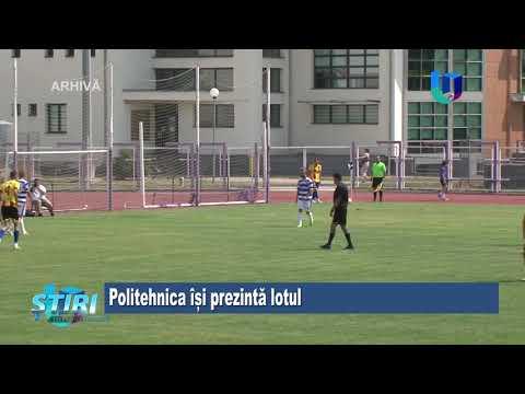 TeleU: Politehnica își prezintă lotul