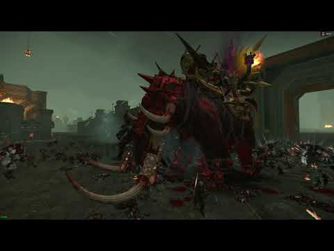 Total War Warhammer: Chaos Assault! |