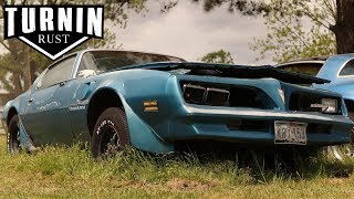 Download Abandoned 1978 Pontiac Trans Am Driven From Grave After 10 Years | Turnin Rust Mp3 and Videos