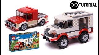 LEGO City 60182 alternative MOC building tutorial