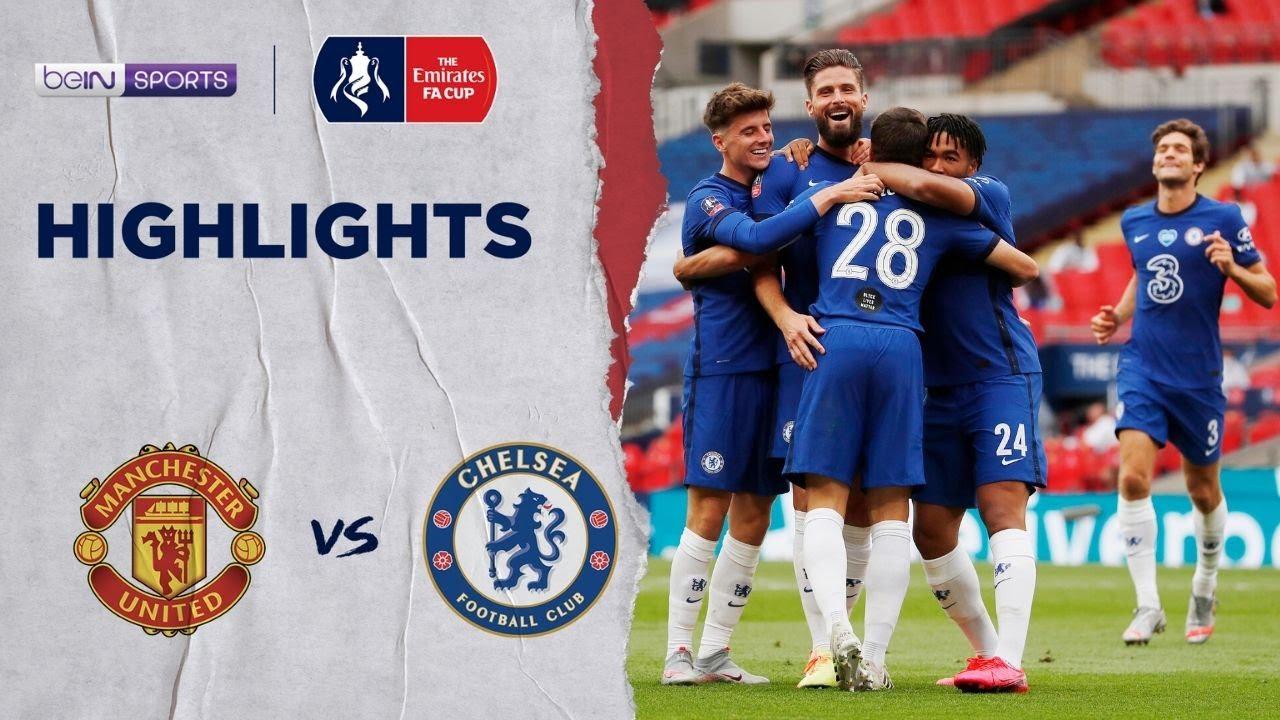 แมนฯ ยูไนเต็ด 1-3 เชลซี | เอฟเอ คัพ ไฮไลต์ FA Cup 19/20
