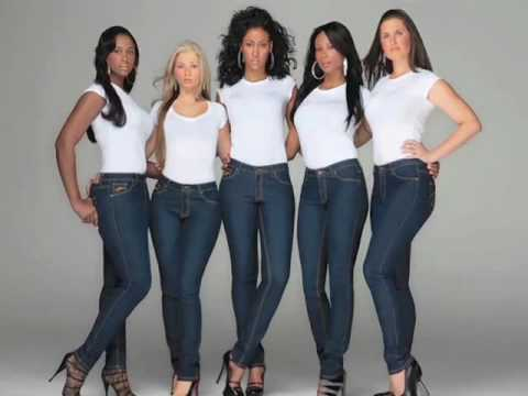 PZI Jeans Curvy Jeans Video - YouTube