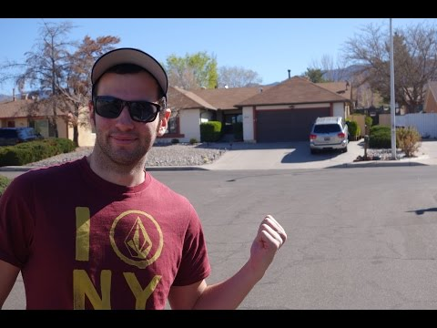 Walter White's House: Two crazy guys just arrived in Albuquerque (Episode 1)