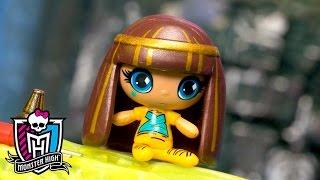 Big Fun with Mini Cleo de Nile | Fangtastic Fall Series | Monster High