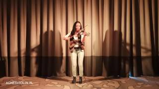 Rockabye - Clean Bandit ft. Sean Paul & Anne-Marie (Cover by Agnes Violin)