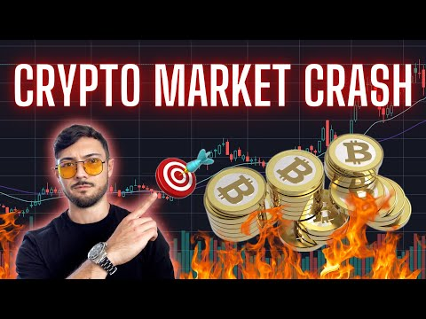Crypto Markets CRASH! What's Next..? BTC, ETH, DOGE, $RIOT,