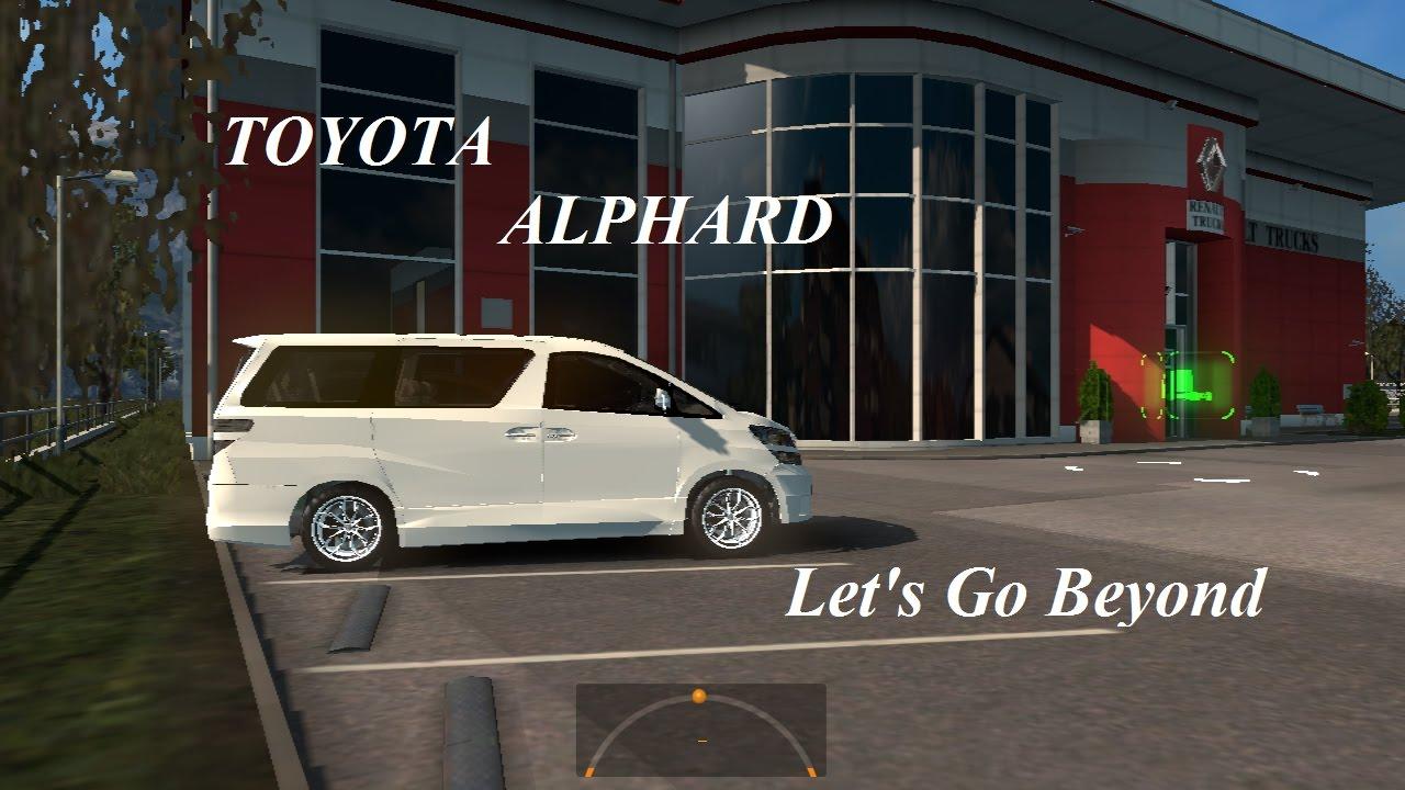 81 Mod Mobil Alphard Terbaik