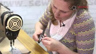 Видео урок: Пошив платье для беременных как сшить - Часть 3