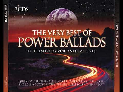 Various Artists   The Very Best Of Power Ballads  Cd1