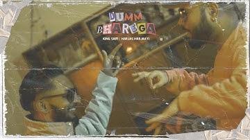 "KING SAIFI - DUMM BHAREGA FT. @HARJAS HARJAAYI | ""KITAAB"" ALBUM"