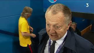 Strasbourg: des trombes d'eau et un imbroglio pour la finale de la Coupe de France féminine OL-PSG
