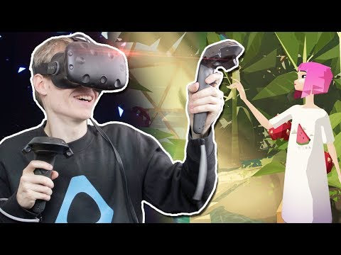 CLIMATE CHANGE IN VIRTUAL REALITY | Melita: A Cinematic VR Experience (HTC Vive Gameplay)