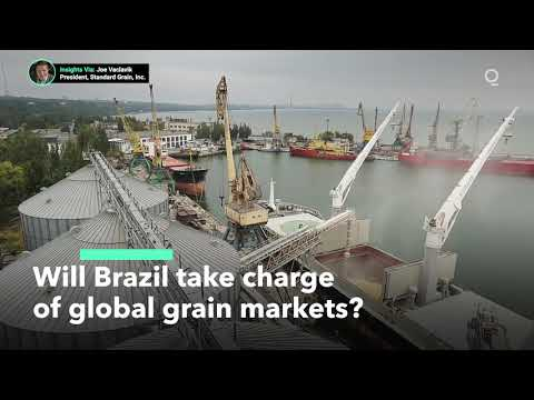 Why Commodity Traders Should Watch the Weather in Brazil
