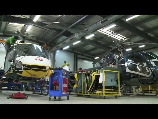 film : SAF Hélicoptères