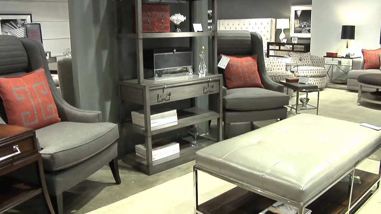 Michael Weiss Vanguard Furniture   High Point, NC   Luxe Home Philadelphia    YouTube