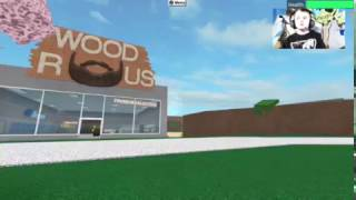 Let's play ROBLOX #1 Lumber Tycoon
