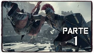 RYSE SON OF ROME Gameplay Español PC Parte 1 - 1080p HD 60fps