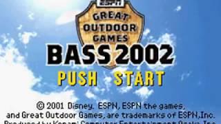 ESPN Great Outdoor Games   Bass 2002 | VideoGameX
