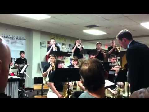 PHMS Jazz Band