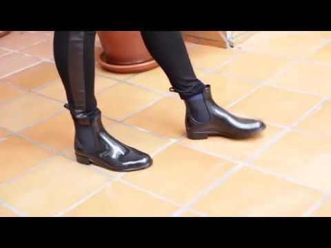 b3d8cf355b6a6 Botín Agua Mujer Urban de Igor - Zapateria Infantil Pisamonas - YouTube