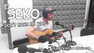 """El Seko en acustico en """"Planeta Ruido"""" (Radio Elche)"""