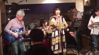 2017.5.13立川CJセッションにて Vo.ゆりか Gt.中ちゃん Ba.メガネす Key...