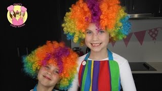 BLOOPER REEL Number 1 - Charli & Ashlee from Charli's Crafty Kitchen - Funny Kids Baking Bloopers