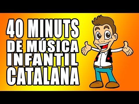 musica infantil en catala. 40 MINUTS