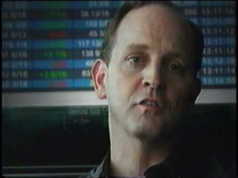 Datek Online Commercial Built to Trade with CEO Ed Nicoll (2001)