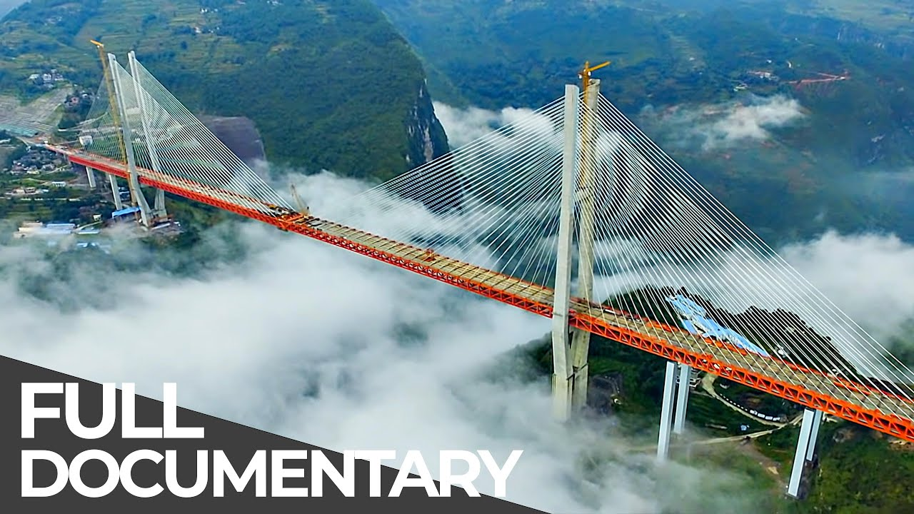 World's Most Extreme Bridges | Masters of Engineering | Free Documentary