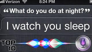 Top 10 Dumbest Things Siri Says - Part 3