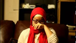 Jenny says her shahada + beautiful lecture by Imam Hasan Khalil