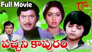 Pachani Kapuram Full Length Telugu Movie | Krishna Ghattimaneni, Sridevi | #TeluguMovies