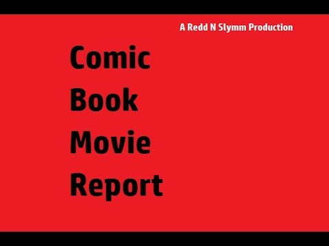 RNS Productions-Comic Book Movie Report-Black Panther Teaser Reaction