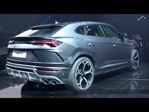 2018 Lamborghini URUS - Reveal | Best Ever SUV?