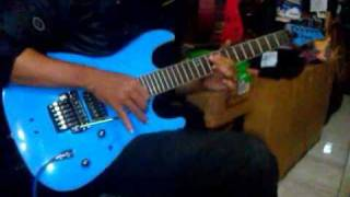 fernandes sustainer fsk 101 on my ibanez S series