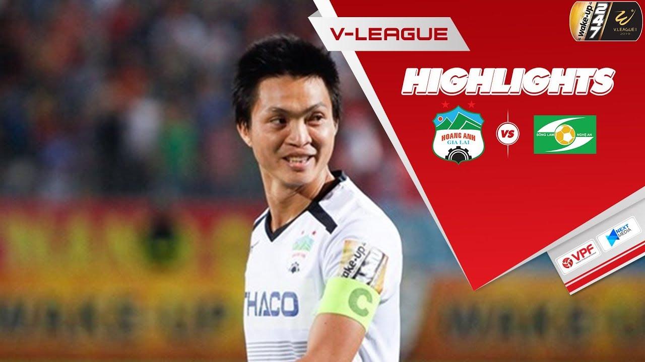 Video: Hoàng Anh Gia Lai vs Sông Lam Nghệ An